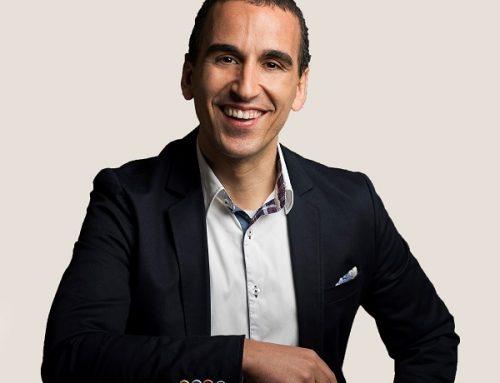 L'equip de TEDxEixample: Robert, Co-organizer & Speaker Curator