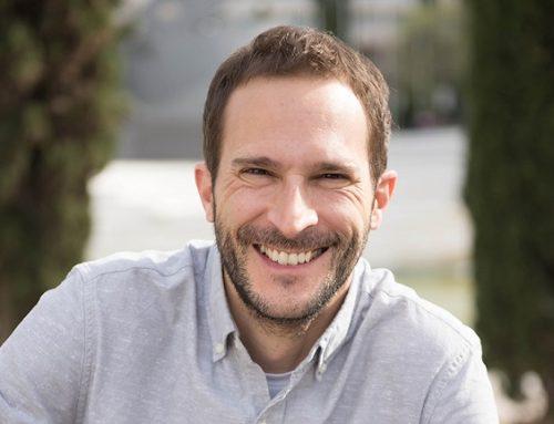L'equip de TEDxEixample: Rubén G. Castro, Direcció d'art i disseny gràfic