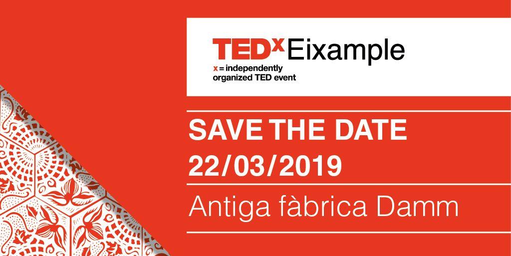 LA FECHA TEDX eixample