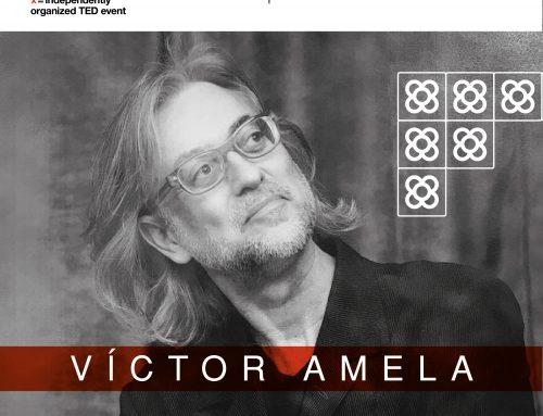 Víctor M. Amela. Unexpected Speaker 2019