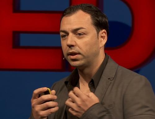 TEDxEixampleSalon amb Xavier Vilalta