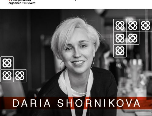 Daria Shornikova. Unexpected Speaker  2019