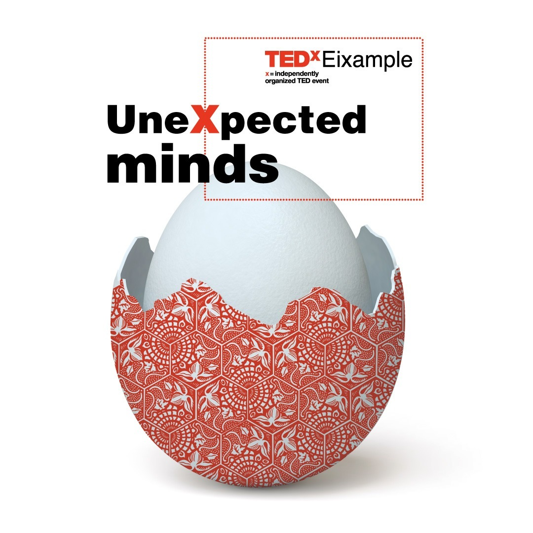 Unexpected minds tedxeixample