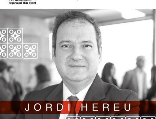 Jordi Hereu. Unexpected Speaker 2019
