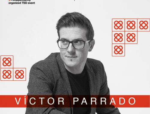 Víctor Parrado. Unexpected Speaker  2019