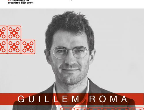 Guillem Roma. Unexpected mind a TEDxEixample 2019