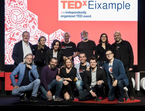 #TEDxEixample19. Cinco horas de ideas extraordinarias