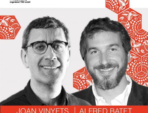 TEDxEixampleSalon amb Joan Vinyets i Alfred Batet