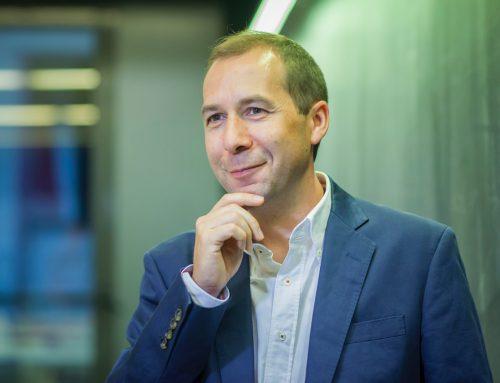 Javier Peña, director general i científic d'Elisava.