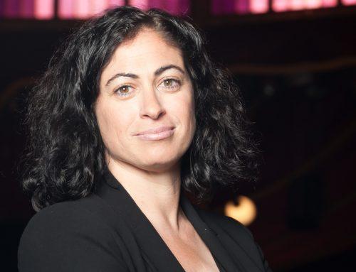 Cristina Aranda. Dra. en Lingüística Teórica y Aplicada y cofundadora de MujeresTech
