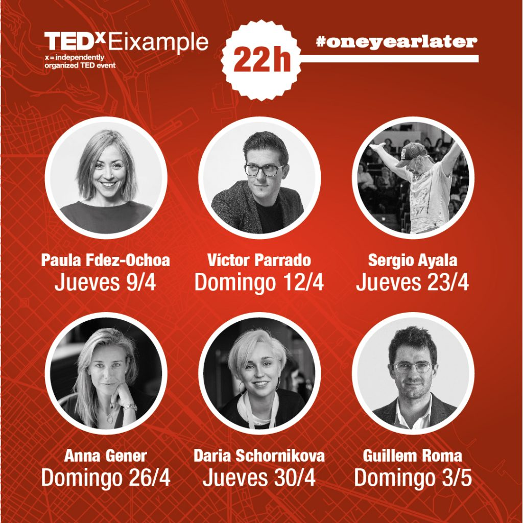 ted eixample 2020
