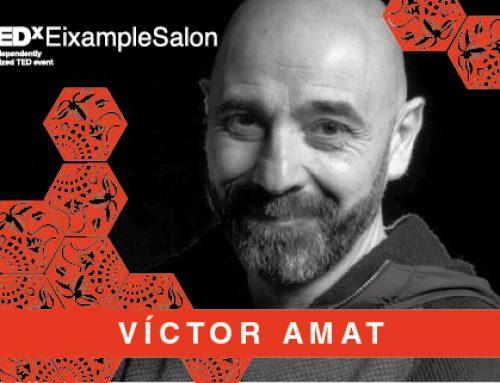 TEDxEixampleSalon con Víctor Amat
